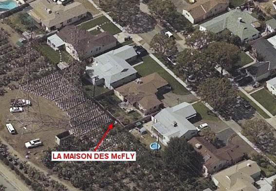 La maison des McFly