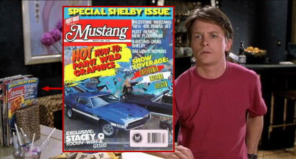 Mustang magazine - Special Shelby Issue - Mars 1989